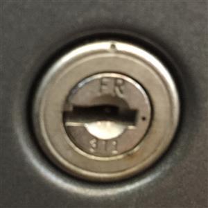 Steelcase File Cabinet Desk Key FR371